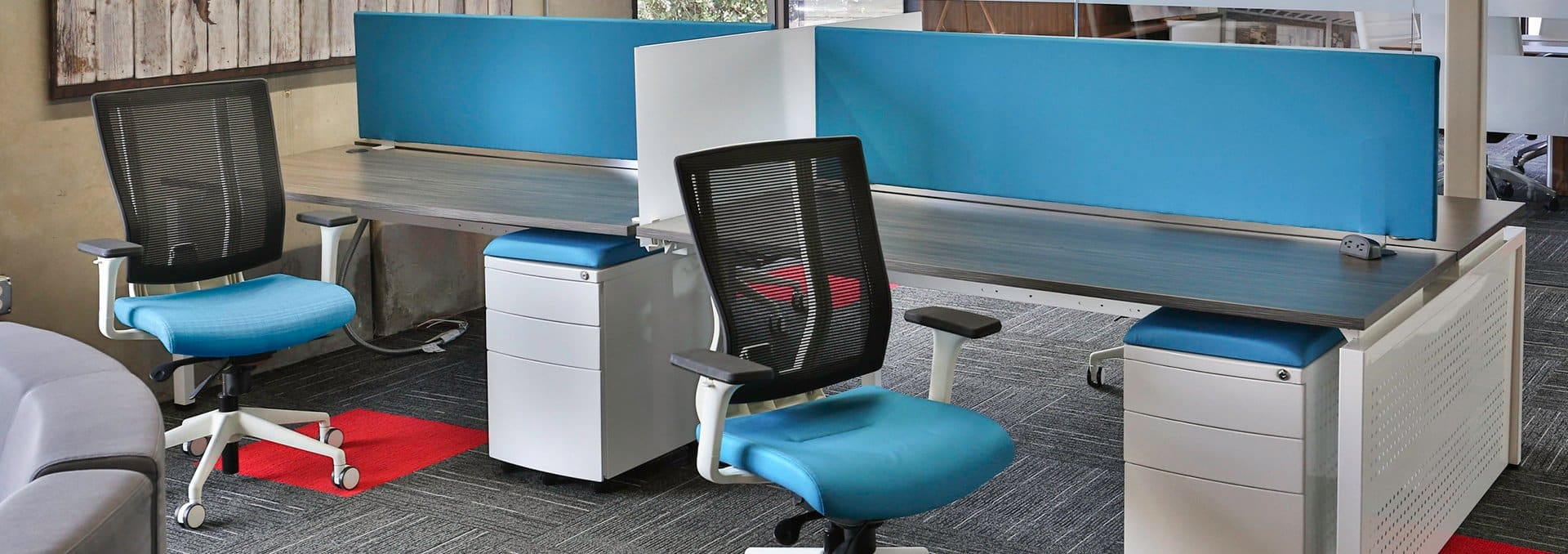 Shop Clear Design Benching Workstations
